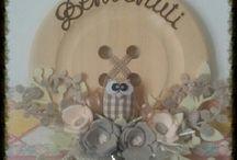 Bottoni legno
