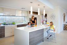 Spec home kitchen