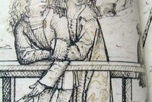 Late 15th century German kirtles