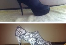 Sapatos Customizada