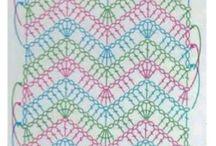 patronen tekening haken