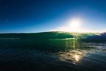 Water + Light / The Sea...