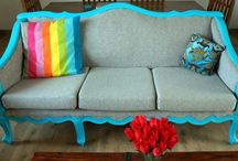 DIY Sofa / Great DIY projects that I've done and that have inspired me!