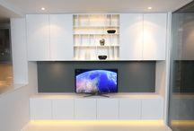 Interior\\ TV Media units