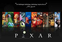 Disney/Pixar / by Kelly Mosbarger