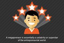 What type of entrepreneur are you? / #entrepreneur #smallbiz #quiz #visual #graphic