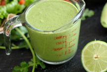 Homemade Sauces and Dressings