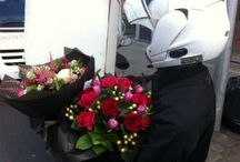 Flower Delivery in London / http://www.theflowerstandchelsea.com/delivery/