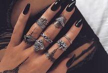 pulseiras,aneis