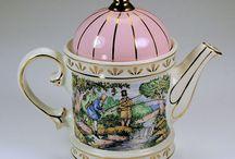 Sadler teapots