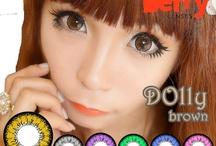 Dolly 16mm Berry Lenses / Shop now at http://shop.jeanmonique.com <3 Thanks loves! <3 #Anthea