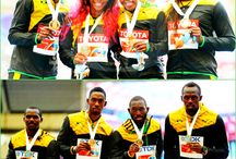 Jamaican Athletes