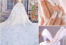 Свадебные и вечерние платья.