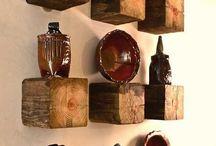 El yapımı mobilyalar