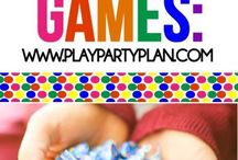Games for birthday parties