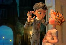 """BoxTrolls / """"Magic is in a box underground"""" A fantastic steampunk-gothic movie made in a special way"""