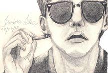 Minha Arte / Meus desenhos