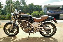 bikesYamahaSRX