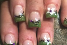 nails / by Tailee Lee