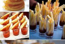 Słodkości i alkohole / Słodki stół, drink bar i inne wymyślne dodatkowe stoły na wesele