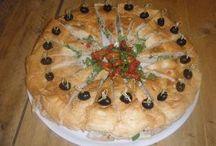 Turksbrood met tonijnsalade