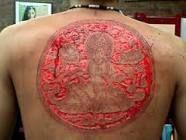 Extreme scarification tattoos / by Sam Merritt