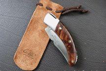 Rondinara knife and Ironwood / Je trouve que le Rondinara et le Bois de fer sont fait l'un pour l'autre, et vous? - Rondinara and Ironwood are made for each other, what do you think about it? http://goo.gl/BdkTEo