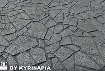 A Texture Library by KYRINAPIA
