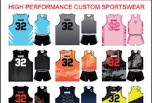 2016 Designs / More to come, Jerseys, Shorts, Custom Designs, Sports Apparel, Active Wear, Touch Football, AFL, Basketball, Netball, Cricket, Running, Hockey, Cycling