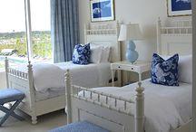 Beach theme bedrooms