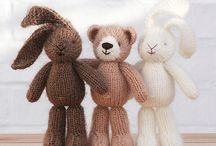 Knitted cosies