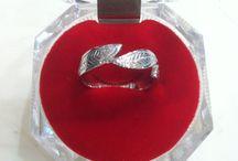cincin emas model bunga / #weddingring#cincinkawin#bunga#