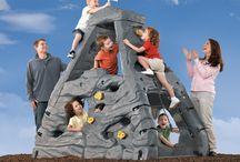 Kids' Indoor/Outdoor Playsets