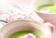 抹茶 tea