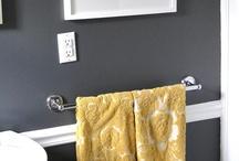 Girls Bathroom / by Jennifer Churilla