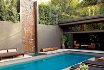 Ambientes piscinas