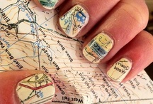 Suitcases and Maps / by Creative Suitcase