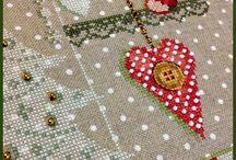 Cross stitch - Christmas / Christmas charts