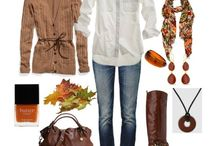 Fall Wardrobe  / by Amanda Carrera