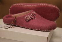 Войлочная обувь