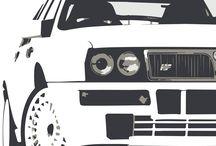 Car Art illustration