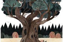tree illust