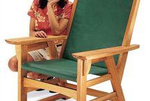 sofas e cadeiras