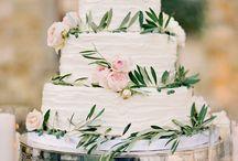 Wedding cake / Torty