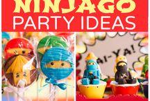Party's & stuff