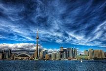 Toronto and scenery