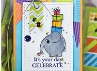 Celebra'tions by Richard Garay / DIY party planning, gift giving and papercrafting / by Spellbinders