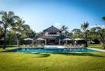 Beachfront in Sanur, Bali