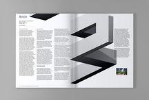 Layout / Publication design, magazine design, layout, typesetting