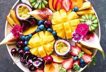 Dessert platters